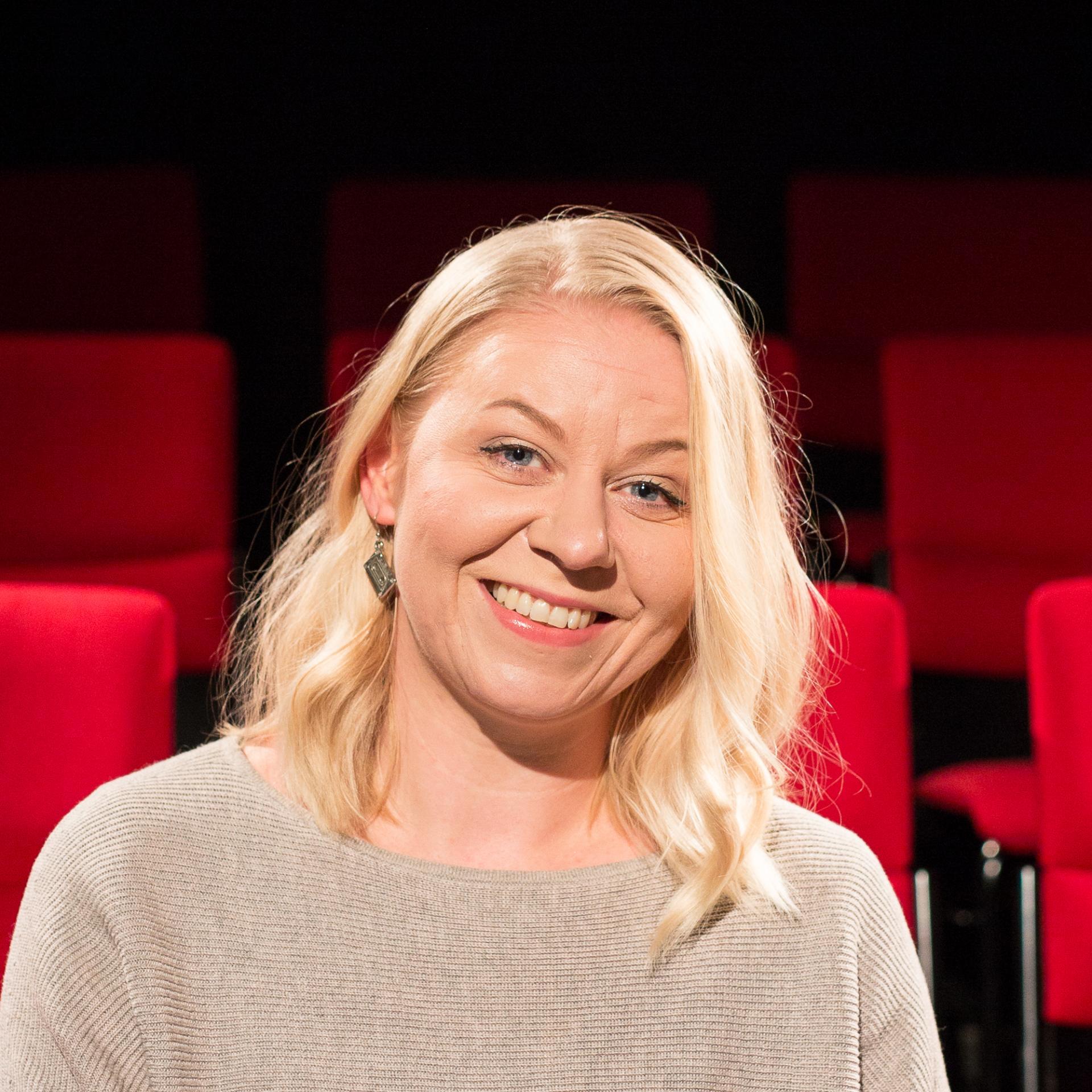 Kirsi Sulonen - Teatterikone