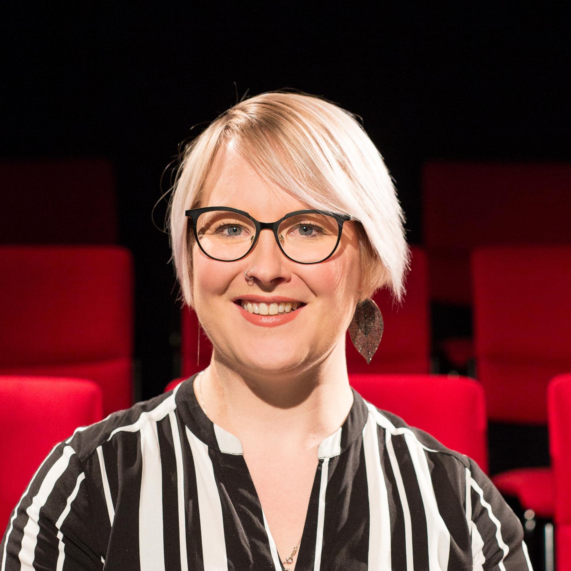 Annu Sankilampi - Teatterikone